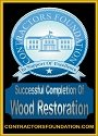 Wood Restoration Certification