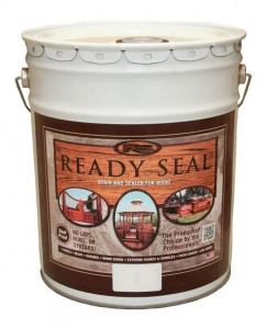 The best deck sealer, Ready Seal deck stain and sealer