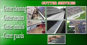 Our gutter services consist of Gutter Cleaning Services, gutter repairs, gutter guard installations in Montgomery County Maryland